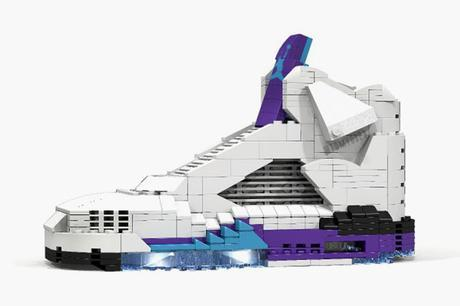 Des Jordan en Lego