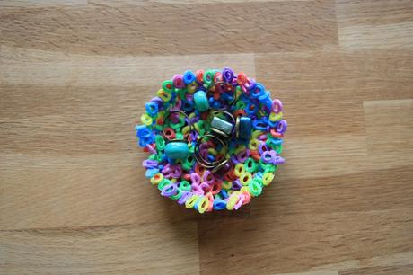 DIY vide poches- coupelle en perles Hama