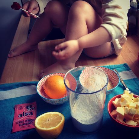 Mercredis gourmands : le cake à l'orange selon Jean-François Piège