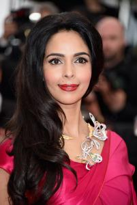 CANNES, FRANCE - MAY 14:  Mallika Sherawat attends the