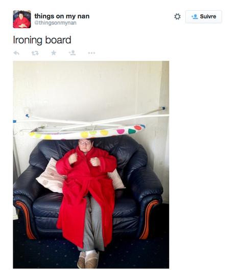 Comment ne jamais s'ennuyer avec sa grand-mère ?
