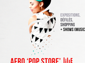 Afro store s'installe Lille week-end.