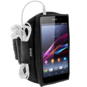 Ce brassard a été conçu sur mesure pour Sony Xperia Z3 D6603  Avec sérigraphie pour une utilisation complète des butons. Fabriqué à partir de néoprène résistant à l'eau. Parfait pour utiliser dans la salle de gym, jogging, VTT, la plage etc. Complèt...