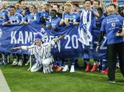 Gantoise, championne Champions