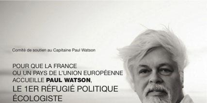 Pour éviter la devastation de nos océans, soutenez Paul Watson et SeaShepherd