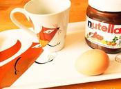 Cake Nutella recette (moche) mais gourmande micro-ondes