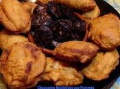 Chaussons Médiévaux Pommes