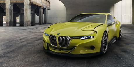 Villa d'Este 2015: BMW 3.0 CSL Hommage