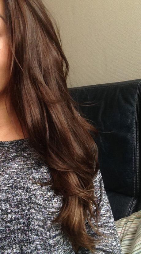 Mes cheveux !