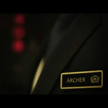 miles archer badge