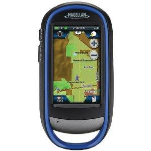 eXplorist 510The eXplorist Series introduces a revolutionary new user interface to outdoor navigation. Simply tap on the menu screen to reveal 4-Corners menu items. Roll over one of the four menu items to reveal more information.Experience. Capture. ...