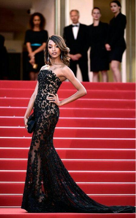 Cannes 2015 Day 10 : Après Chanel Iman, place à Jourdan Dunn