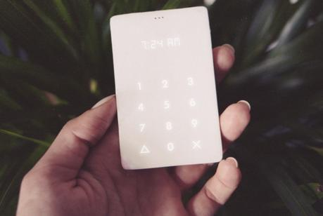 The Light Phone veut remplacer votre iPhone