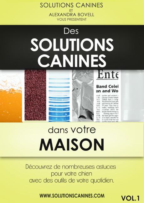Des solutions canines dans votre maison : L'e-book malin d'Alexandra Bovell