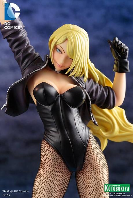 Figurine – Black Canary – Bishoujo