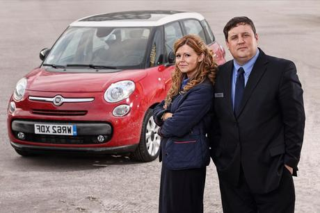 The Delivery Man / Peter Kay's Car Share (2015): maternité et covoiturage