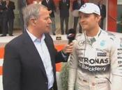 Victoire chanceuse Rosberg