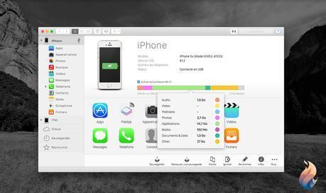 iMazing: sauvegardez vos données iPhone et iPad
