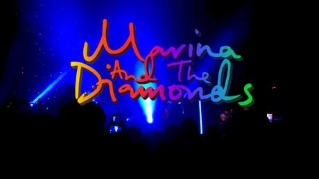 Marina & The Diamonds son concert au Trianon de Paris !