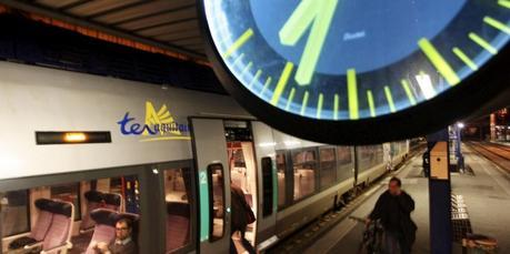 Les Trains Régionaux d'Aquitaine parmi les plus en retard de France