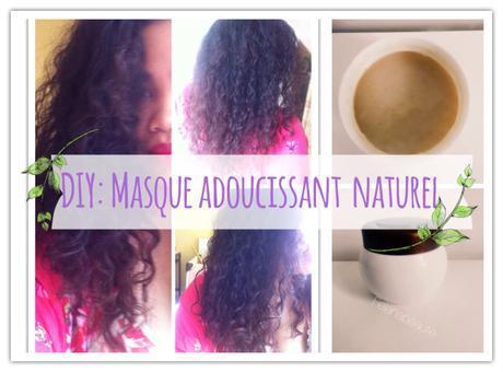 ❁DIY : Après – shampoing naturel à la crème d'Avoine❁