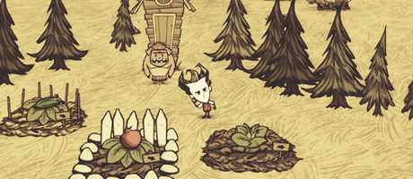 Don't Starve : survivez !