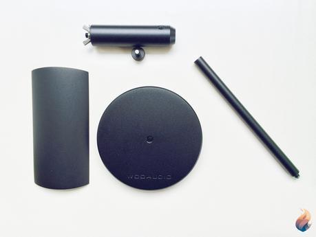 WOO Audio stand: un support de casque universel et classe!