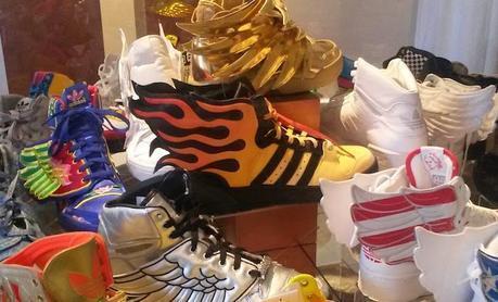 Focus sur l'exposition «Sneakers» à la médiatine de Bruxelles