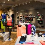 Nike a ouvert son premier «Women Store» en Europe du côté de Londres