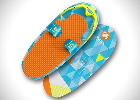 Zup Board, l'objet qui va ringardiser le Wakeboard et le ski nautique