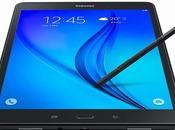 tablette Samsung Galaxy dote d'un stylet