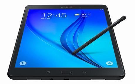 La tablette Samsung Galaxy Tab A se dote d'un stylet S Pen