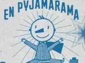 livre graphique animé Paris pyjamarama