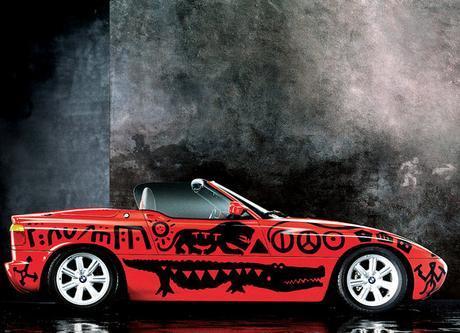 Quand les artistes s'attaquent à BMW