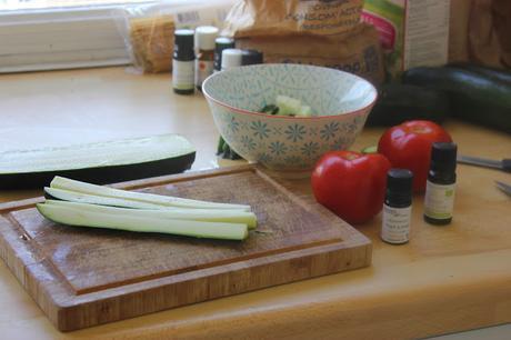 Des huiles essentielles en cuisine