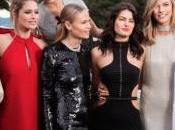 L'oréal paris interprète black white sublime défilé gala l'amfar