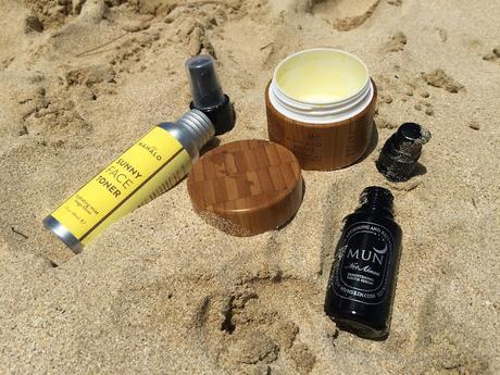 My skincare routine for the sun.. Ma routine pour la peau pendant les vacances...