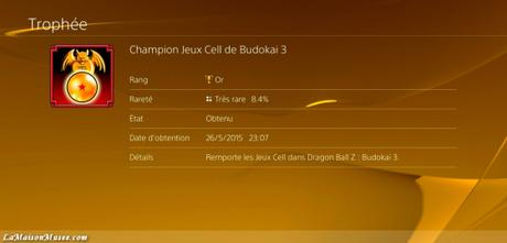 Jeux de Cell conditions deblocage
