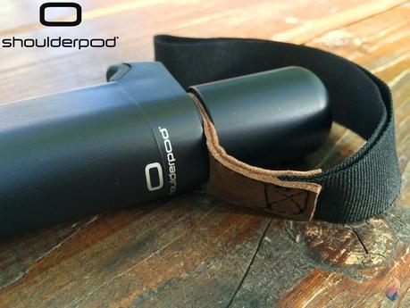 ShoulderPod S1: le tripode Pro pour iPhone 6