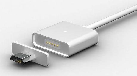 Un câble magnétique micro USB pour recharger et synchroniser très facilement