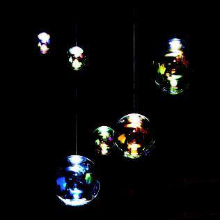 Design : les luminaires Iris de Sébastian Scherer