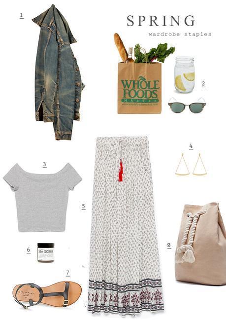 Bohemian Spring Wardrobe Staples2