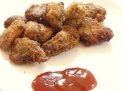 Recette nuggets poulet pesto