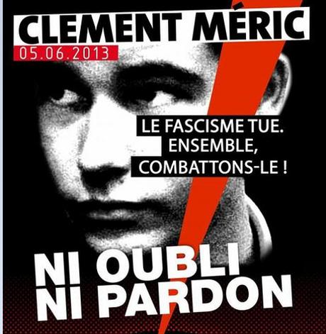 un #identaire est mort. Ni oubli ni pardon. #antifa