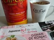 risotto konjac Chi-Café avec stévia kcal (diététique, sans gluten, riche fibres, sucre beurre)