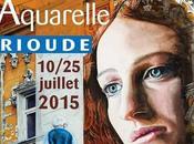 7ème Biennale l'aquarelle Brioude