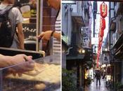 Deuxième étape: Osaka, Kyoto Shirahama