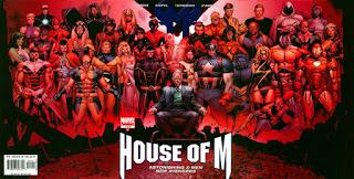 HOUSE OF M (HACHETTE, LA COLLECTION REFERENCE)