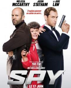 Critique – Spy