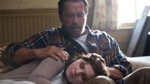 Arnold Schwarzenegger & Abigael Breslin- Maggie -Metropolitan